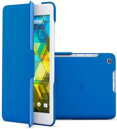 Ver Funda BQ Edison 3 mini Duo Azul E000474