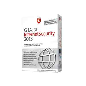 G Data Internet Security 2013 Edicion Regalo  2x 1pc 12meses