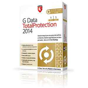 G Data Total Protection 2014 12 Meses Caja  71504