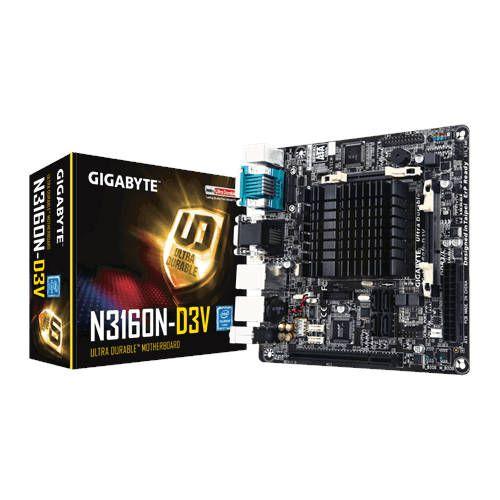 Ver GIGABYTE N3160N D3V