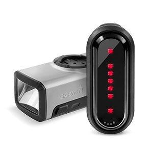 GPS GARMIN FITNESS CYCLING VARIA PACK DE LUCES DELANTERA TRASERA Y CONTROL REMOTO