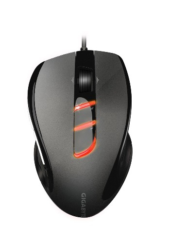 Gigabyte  Raton Usb Optico Game Mouse 24ghz Black