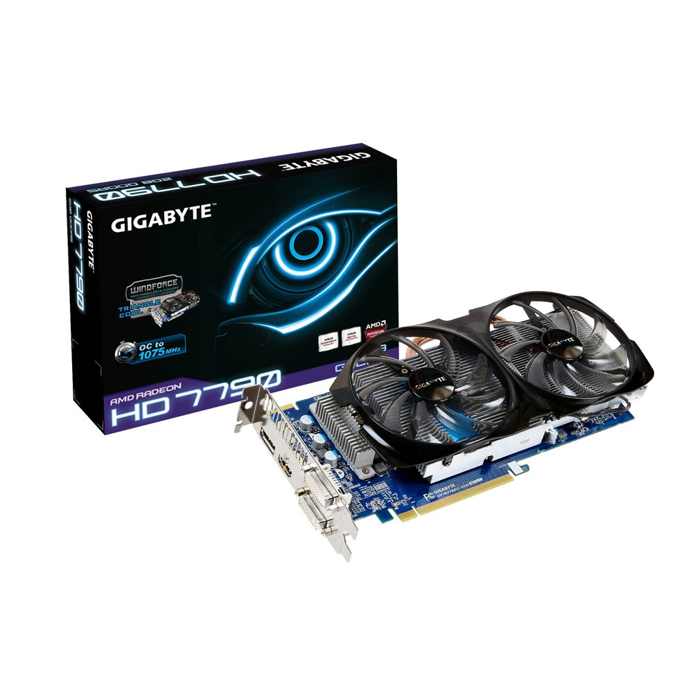 Gigabyte Amd Radeon Hd7790 2gb