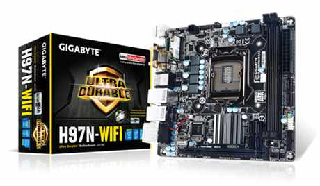 Ver Gigabyte GA H97N WIFI placa base