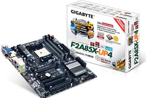 Gigabyte Ga-f2a85x-up4  Rev 10