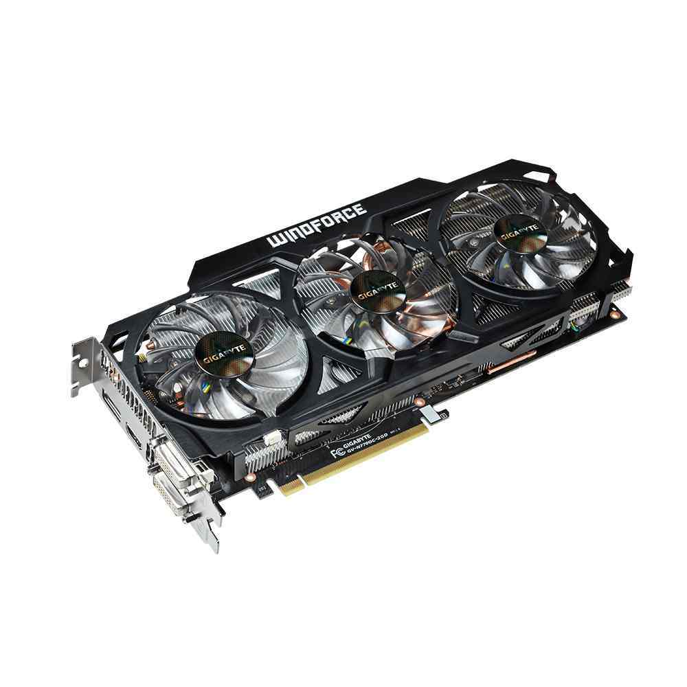 Tarjeta Graficagigabyte Geforce Gtx 770 Windforce 4gb
