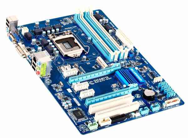 Gigabyte Placa Base B75-d3v