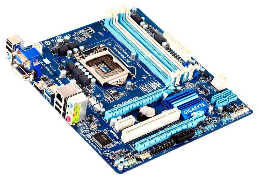Gigabyte Placa Base Z77m D3h Intel 1155 Z77