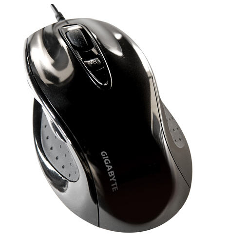 Gigabyte Raton Usb Laser Game Mouse 24ghz Black  Gm6880v2a