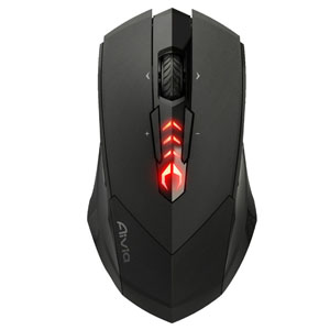 Gigabyte Raton Usb Twin-eye Laser  Black  M8600-black