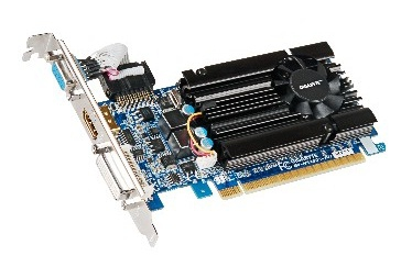 Gigabyte Tarjeta Grafica Pci Nvidia Geforce Gt 520 1gb Ddr3