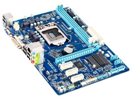 Gigabyte Placa Base Ga-h61m-ds2v