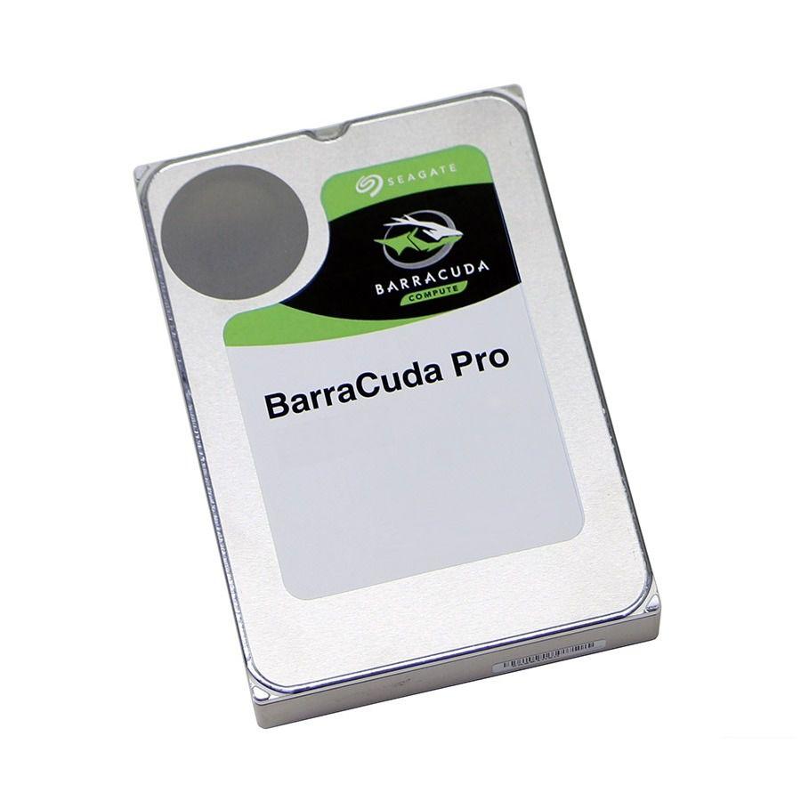 Ver SEAGATE BARRACUDA PRO 4TB 64MB 7200RPM 128MB SATA3