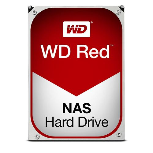 Ver Western Digital 10TB RED 256MB Serial ATA III