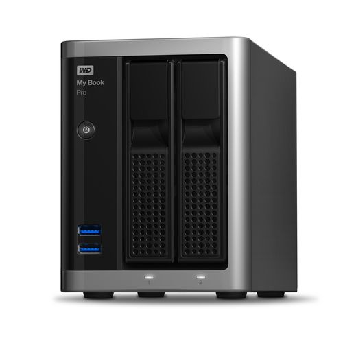 Ver Western Digital My Book Pro 10 TB Thunderbolt 3 5