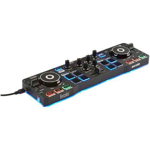 HERCULES CONSOLA DJ CONTROL STARLIGHT 4780884
