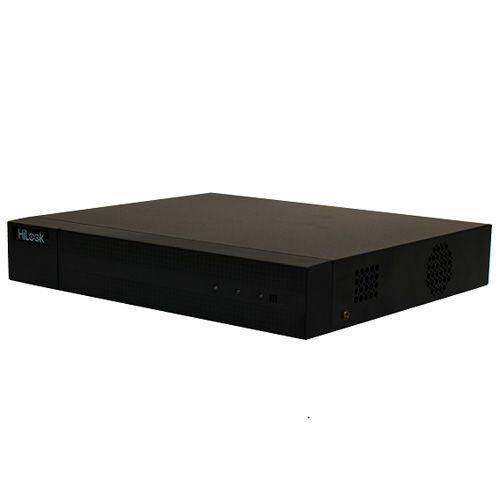 Ver HILOOK DVR CAPAC GRABAC3MP 1 SATA IP ENTRADA 1 CH HDMI HD1080P 1U CASE DVR 204Q F1