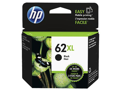 HP 62XL Black Ink CartridgeC2P05AE