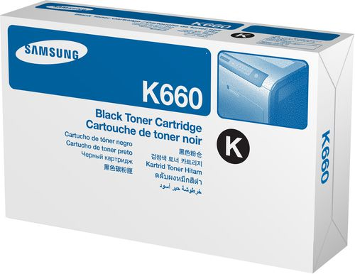 HP CLP K660A Laser cartridge 2500paginas Negro
