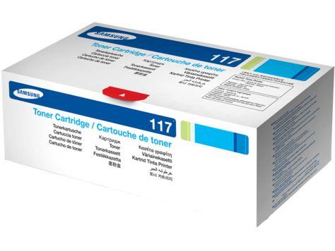HP Samsung MLT D117S Black Toner Cartridge