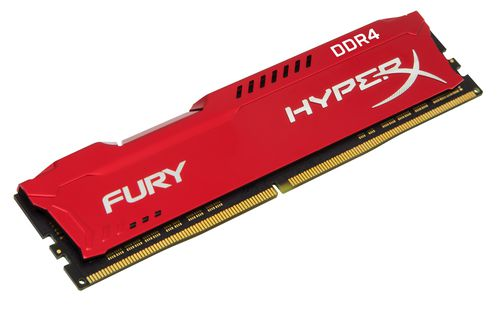 Ver HyperX FURY Memory Red 8GB DDR4 2133MHz