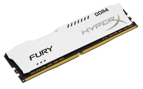 HyperX FURY Memory White 16GB DDR4 2133MHz