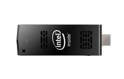 Ver Intel BOXSTCK1A8LFC dongle Smart TV