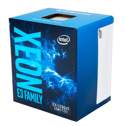 Ver Intel CPU XEON E3 1225v5 BOX