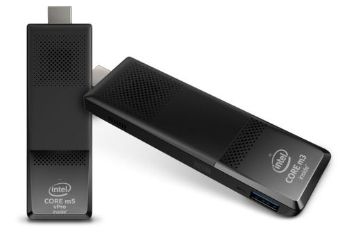 Intel Compute Stick BLKSTK2MV64CC