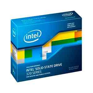 Intel Disco Ssd 320 Series 120gb Mlc 25nm Sata2