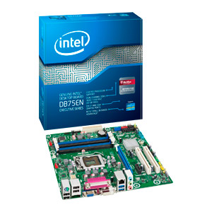 Intel Placa Base Boxdb75en Elkhorn Creek  B75 1155 Matx