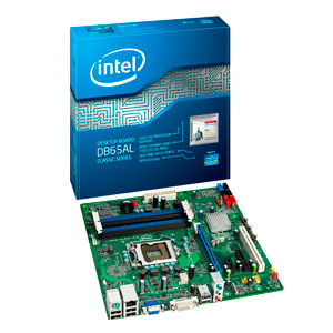 Intel Placa Db65alb3  Bulk  Andrews Lake