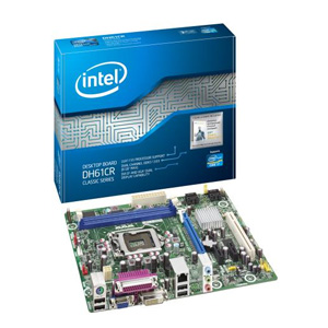 Intel Placa Dh61cr  Bulk  Clems Cove