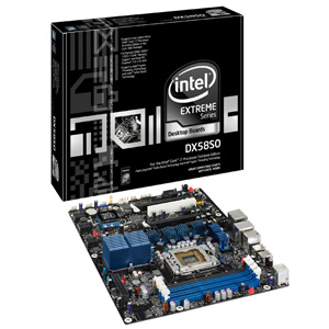 Intel Placa Dx58so  Bulk  Smackover