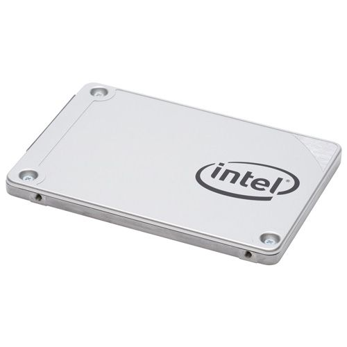 Ver Intel SSD 540s Series TLC 480GB Reseller Pack