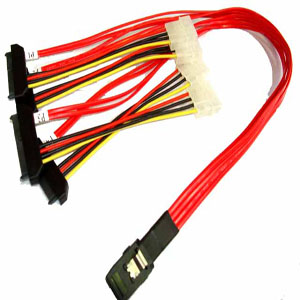 Intel Servidor Accesorio Cable Mini Sas