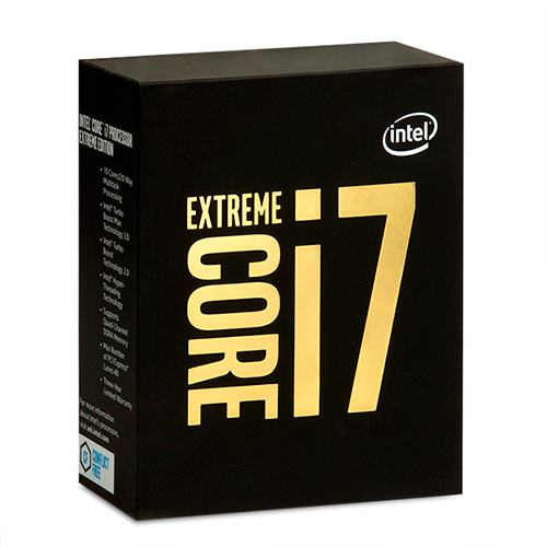 Intel Core i7 6850K 3 6GHz 15MB Smart Cache Caja