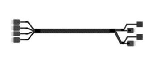 Intel Oculink Cable Kit A2U4PSWCXCXK1 OCuLink SFF 8611 OCuLink SFF 8611 Negro adaptador de cable