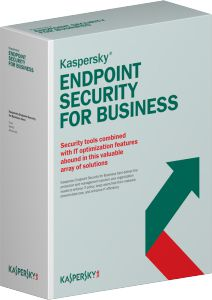 KASPERSKY RENOVACION ENDPOINT SECURITY FOR BUSINESS SELECT 1 ANO