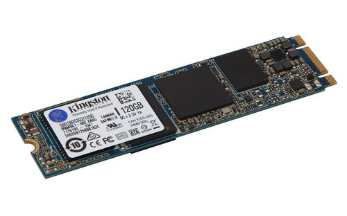 Ver KINGSTON SSD 120GB SSDNow M2 SATA