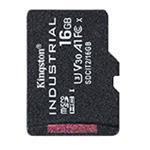 KINGSTON 16GB MICROSDHC INDUSTRIAL C10 A 16GB