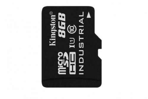 KINGSTON 8GB MICROSDHC INDUSTRIAL C10 A1 8GB