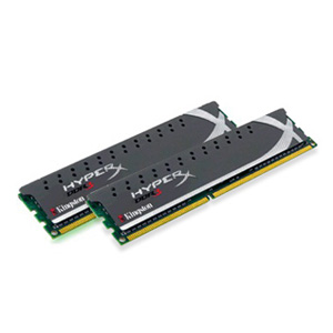 Kingston Memoria Ddr3 8gb Pc1600 Cl9 Hyperx X2 Grey  Kit 2