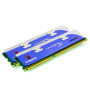 Kingston Memoria Ddriii 8gb 1600mhz Ddr3 Non-ecc Cl10 Dimm Hyperx Blu