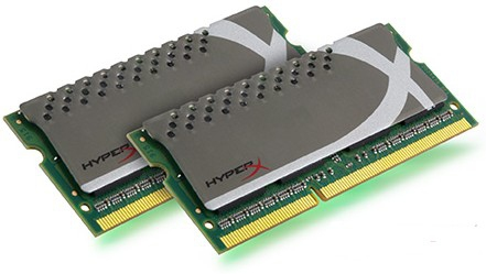 Kingston Memoria Hyperx 8gb Ddr3 1866mhz Kit