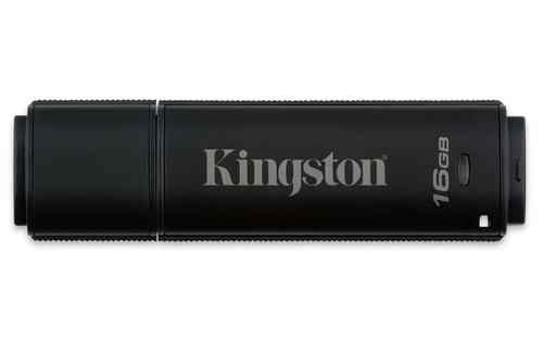 Kingston Technology Datatraveler 4000 Management Ready 16gb