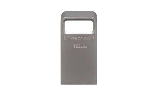 Ver Kingston Technology DataTraveler Micro 31 16GB