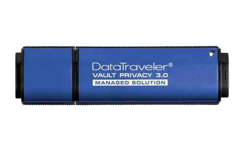 Kingston Technology Datatraveler Vault Privacy 30 Management Ready 8gb