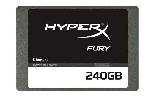 Ver Kingston Technology HyperX FURY SSD 240GB
