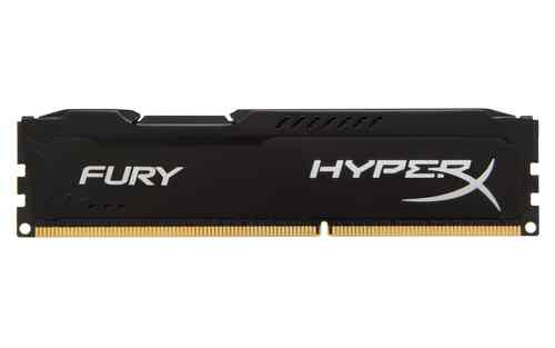 Kingston Technology Hyperx Fury Memory Black 4gb 1866mhz Ddr3